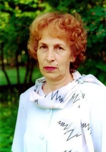Анисимова Валентина Михайловна