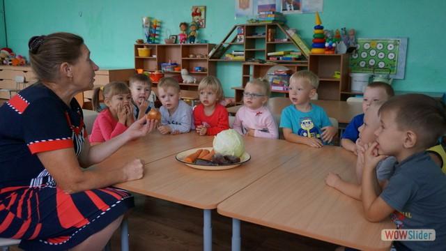 День здоровья в МБДОУ детский сад «Малышок»