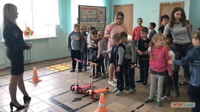 Профилактика детского травматизма в Мокшанском районе