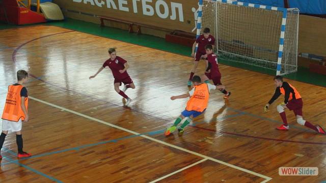 «Мини – футбол в школу»