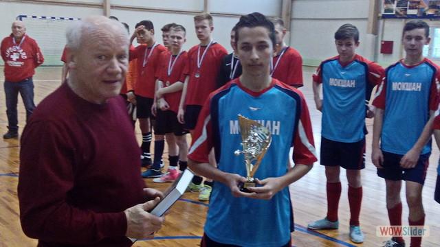 Мокшан – чемпион области по мини-футболу!